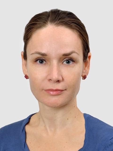 Касьянова Екатерина Вячеславовна